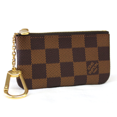 louis vuitton damier ebene canvas key pouch