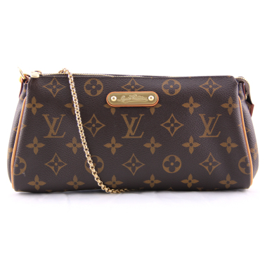 louis vuitton monogram eva clutch