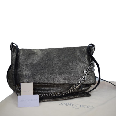 immy choo large biker bag